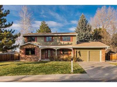 Arvada Single Family Home Active: 10853 West 76th Drive