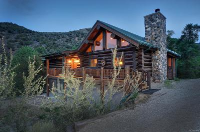 Salida Single Family Home Under Contract: 7005 County Road 221