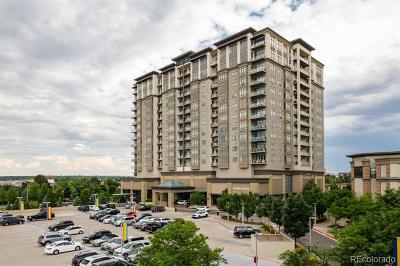 Greenwood Village Condo/Townhouse Active: 7600 Landmark Way #1610