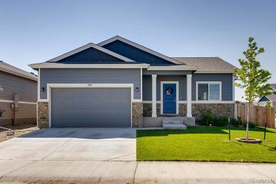 Milliken Single Family Home Under Contract: 1005 Sunrise Circle
