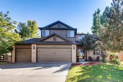 Littleton Single Family Home Active: 10322 Lions Path Way