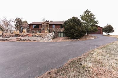 Parker Single Family Home Active: 6592 North Yucca Trail