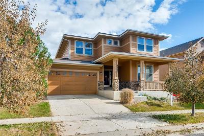 Reunion Single Family Home Under Contract: 9966 Sedalia Street
