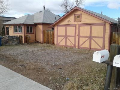 Sheridan Single Family Home Under Contract: 3307 West Milan Avenue