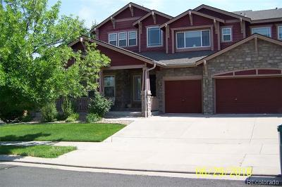Commerce City Single Family Home Active: 16901 East 107th Avenue