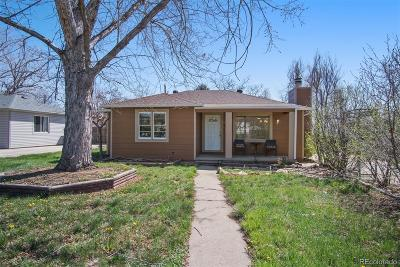 Edgewater Single Family Home Under Contract: 2404 Pierce Street