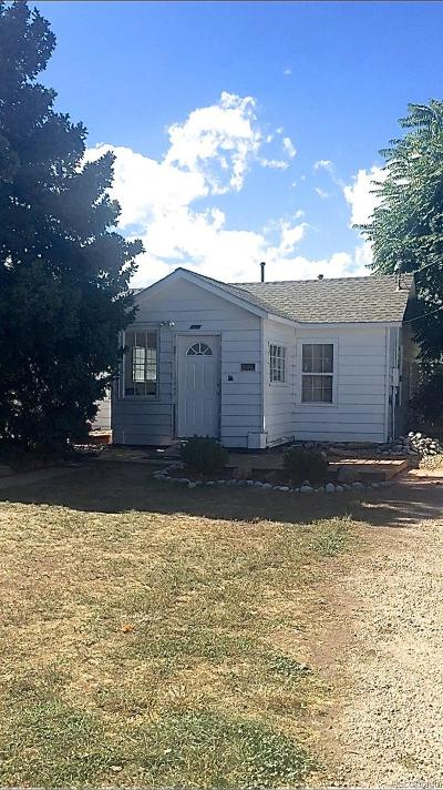 Denver Single Family Home Under Contract: 971 South Vrain Street