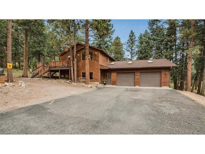 Conifer Single Family Home Active: 9627 Hurty Avenue