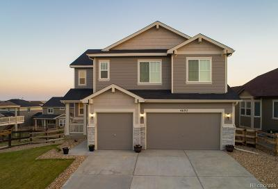 Firestone Single Family Home Active: 4692 Colorado River Drive
