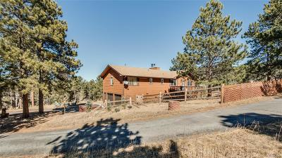 Evergreen Single Family Home Under Contract: 8613 Gray Fox Drive