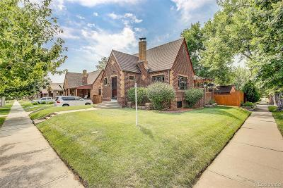 Single Family Home Sold: 3090 West 41st Avenue