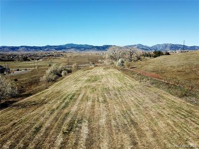 Arvada Residential Lots & Land Active: 8200 Indiana Street