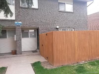 Westminster Condo/Townhouse Under Contract: 8039 Wolff Street #H