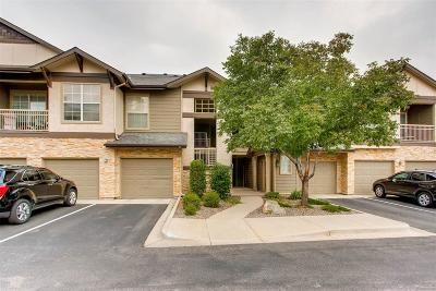 Littleton Condo/Townhouse Active: 7482 South Quail Circle #728