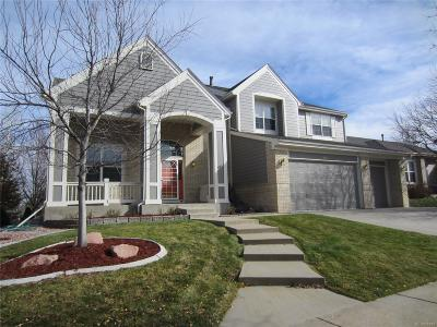 Arvada Single Family Home Active: 6381 Umber Circle