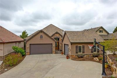 Castle Pines Village Single Family Home Active: 5097 Ten Mile Place