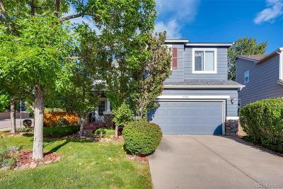 Highlands Ranch, Lone Tree Single Family Home Under Contract: 9534 Parramatta Place