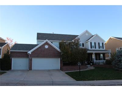 Highlands Ranch Single Family Home Active: 10175 Charissglen Lane