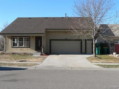 Commerce City Single Family Home Active: 10801 Barclay Court