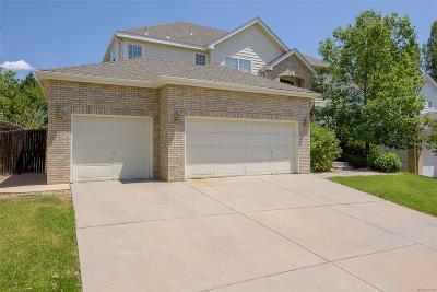 Centennial Single Family Home Active: 5858 South Walden Street