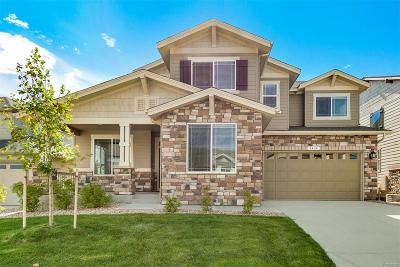Castle Rock Single Family Home Active: 4438 Sidewinder Loop