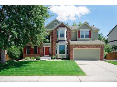 Highlands Ranch Single Family Home Under Contract: 9704 Golden Eagle Avenue
