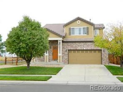 Commerce City Single Family Home Active: 14111 East 100th Way
