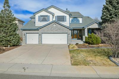 Highlands Ranch Single Family Home Under Contract: 9223 Sand Hill Street