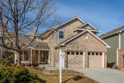 Littleton Single Family Home Under Contract: 9 Purple Ash