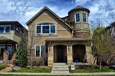 Boulder County Single Family Home Active: 3159 Ouray Street