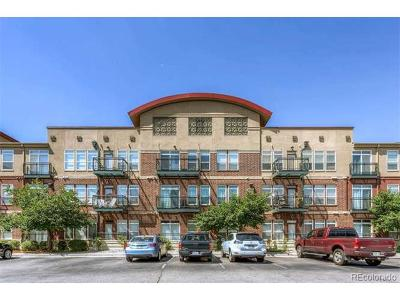Lone Tree CO Condo/Townhouse Active: $328,500