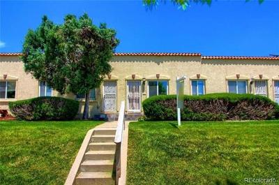 Denver Condo/Townhouse Active: 3061 West 18th Avenue
