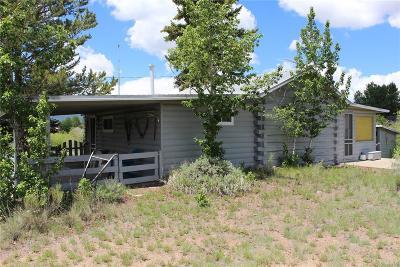 Leadville Single Family Home Active: 56 Mount Massive Trout Club