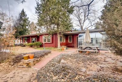 Single Family Home Under Contract: 10705 West 73rd Place
