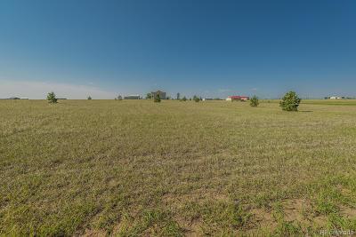 Elbert County Residential Lots & Land Active: 24494 David C Johnson Loop