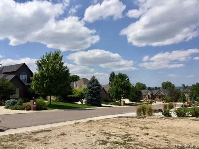 Wheat Ridge Residential Lots & Land Active: 3220 Iris Court