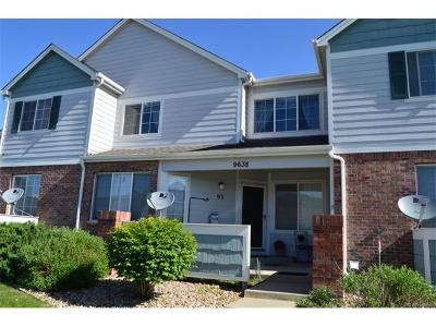 Condo/Townhouse Sold: 9638 Deerhorn Court #93