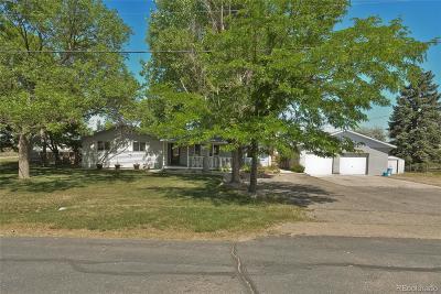 Longmont Single Family Home Active: 13688 Elmore Road