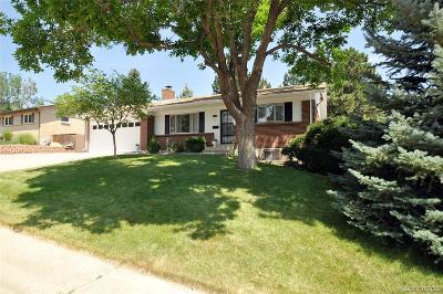 Lakewood CO Single Family Home Active: $400,000