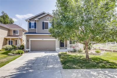 Longmont Single Family Home Under Contract: 4711 Lucca Drive