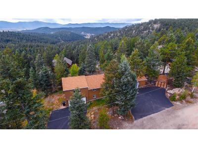 Conifer Single Family Home Active: 30918 Witteman Road