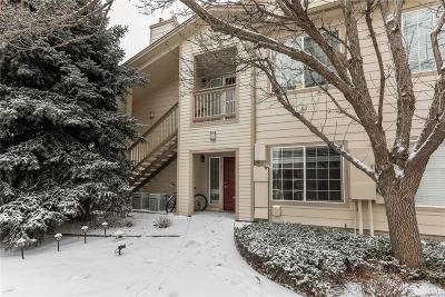 Littleton Condo/Townhouse Active: 8745 West Berry Avenue #104