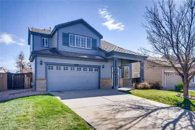 Highlands Ranch Single Family Home Under Contract: 10410 Tracewood Court