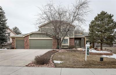 Highlands Ranch Single Family Home Under Contract: 9921 Stratford Lane