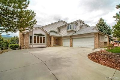 Littleton CO Single Family Home Active: $895,000
