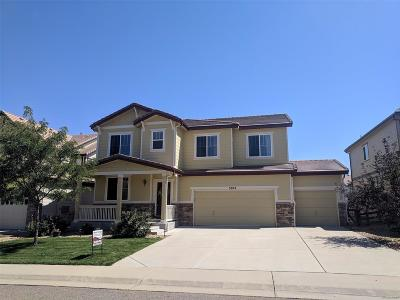 Centennial Single Family Home Active: 5004 South Malta Way