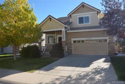 Castle Rock Single Family Home Active: 2338 Broadleaf Loop