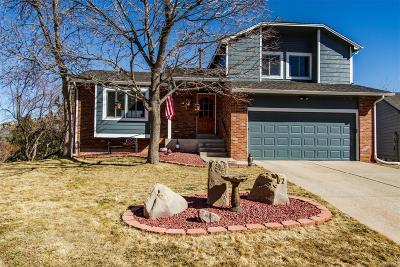 Littleton Single Family Home Under Contract: 2 Mountain Ash