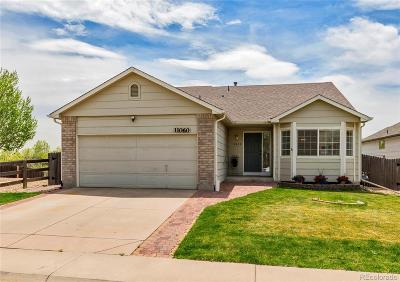 Littleton Single Family Home Under Contract: 11060 West Belmont Avenue