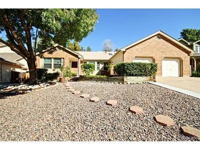 Aurora, Denver Single Family Home Active: 15091 East Chenango Avenue